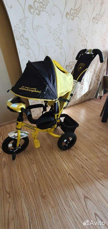Велосипед детский Lamborghini  89183809015 купить 1