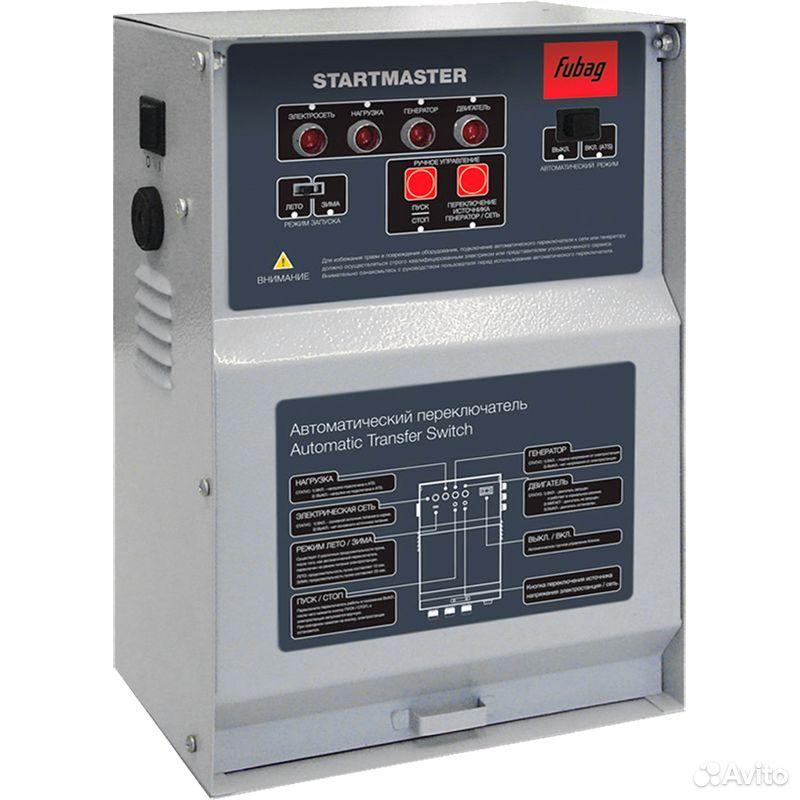 Блок автоматики fubag Startmaster BS 11500 (230В)  89124002166 купить 1