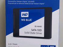 Wd blue 250gb — Товары для компьютера в Краснодаре
