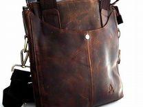 Марокканская сумка Бычья кожа Размер 29х26х7