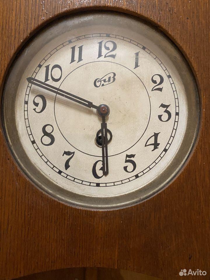 Часы настенные с маятником  89107506628 купить 1