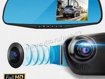 Видео камера-зеркало в машину full hd