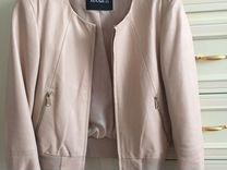 Куртка кожаная Max&Co