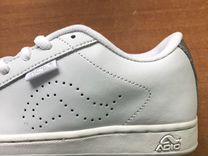 Кеды adio Eugene white/silver 23 см новые — Одежда, обувь, аксессуары в Новосибирске