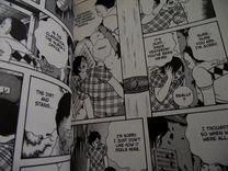 Редкая японская манга Kanako Inuki School Zone
