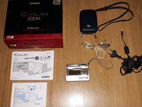 Продам цифровой фотоаппарат casio Exilim EX-Z40