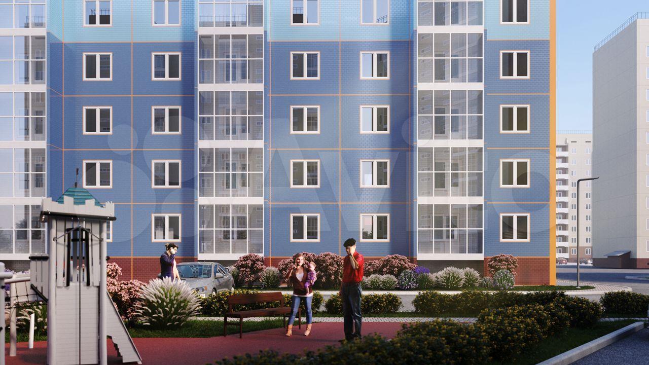 2-к квартира, 60.7 м², 3/10 эт. 89272701033 купить 3