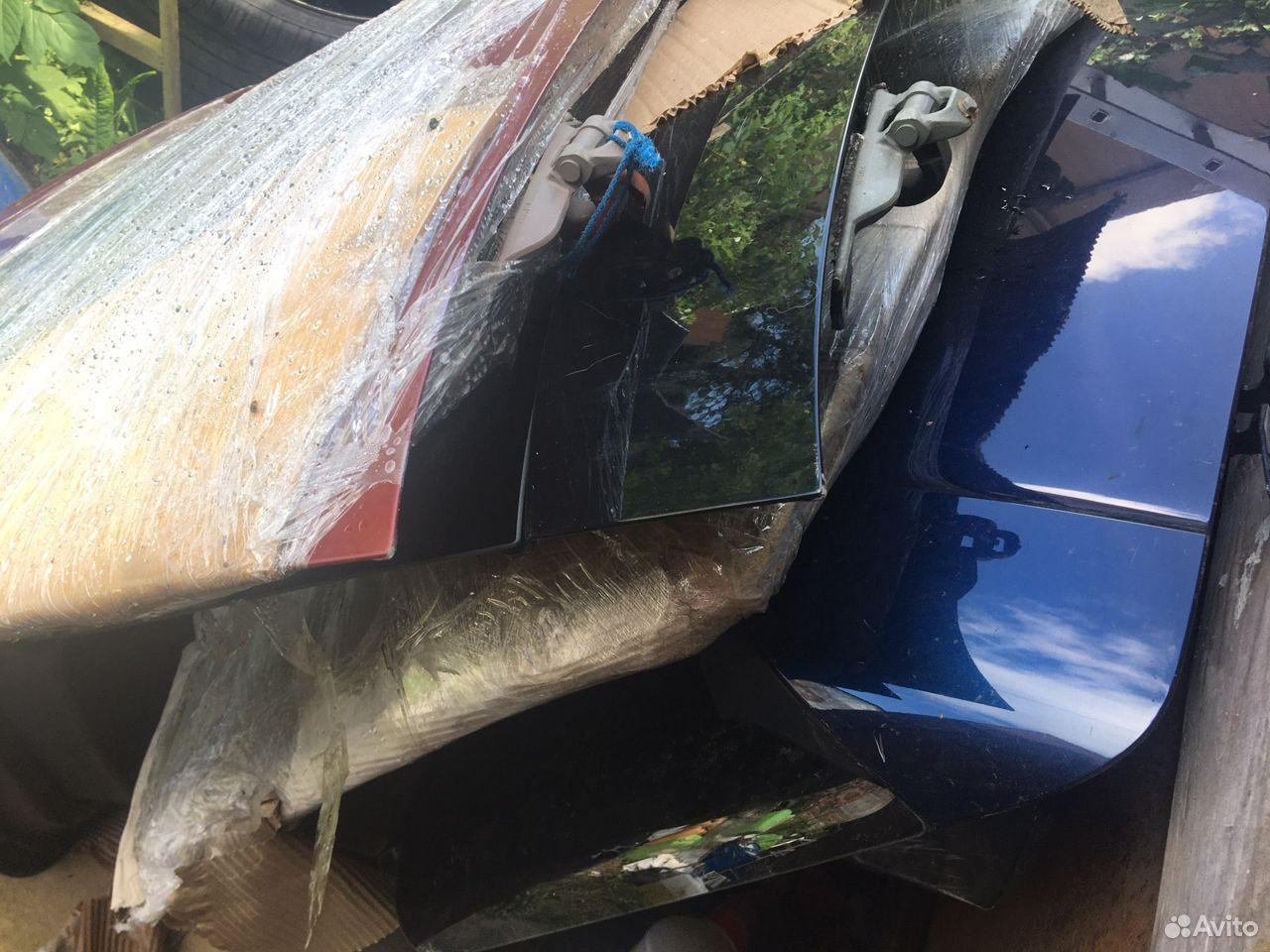 Bmw x6 e71 задняя крышка багажника, 5 дверь  89203215747 купить 2