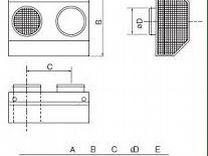 Решетка комбинированная systemair