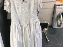 Платье свадебное/ нарядное