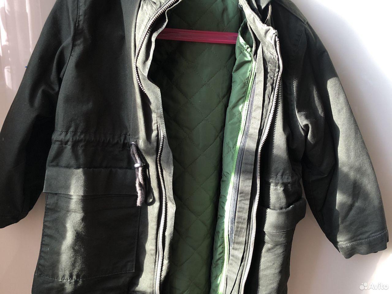 Куртка с пристегивающимся подкладом Cos  89091119555 купить 2