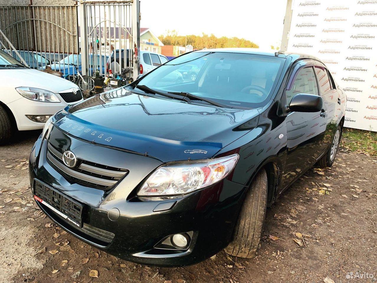 Toyota Corolla, 2007  89128513523 купить 4