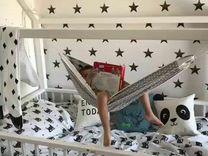 Гамак в кроватку