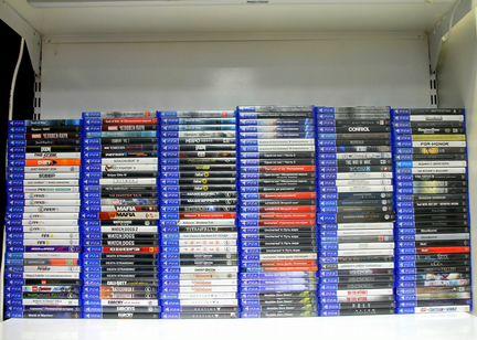 Много игр для PlayStation 3/4 & Xbox 360/One