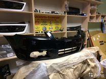 Бампер для Шевроле Авео т250 цвет чёрный и др