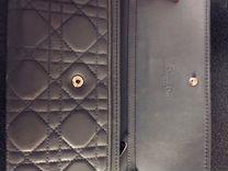 Клатч Диор оригинал кожа — Одежда, обувь, аксессуары в Санкт-Петербурге