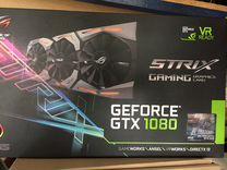 Видеокарта Asus GTX 1080