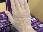 Перчатки виниловые, оптом