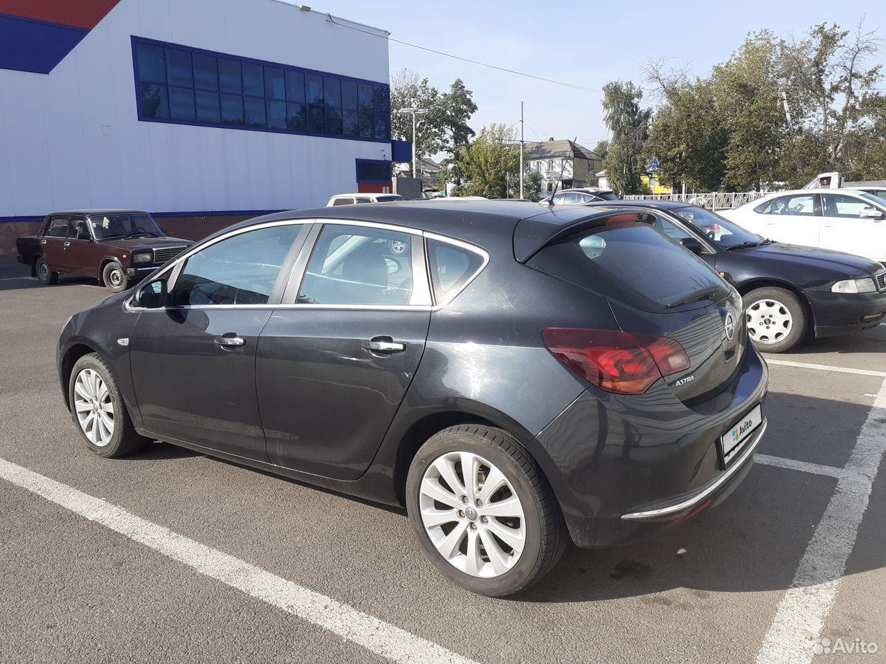 Opel Astra, 2013  89038778591 купить 2