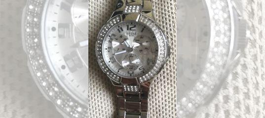 fa4e135f Женские часы Guess Sport Steel I14503L1 купить в Саратовской области на  Avito — Объявления на сайте Авито