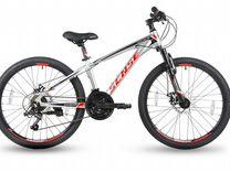 Sense Велосипед rapid disc 240 Серый/красный