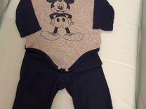 Боди и штанишки Disney