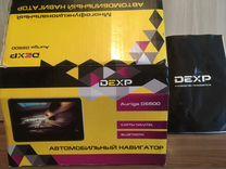 Навигатор dexp auriga DS 500