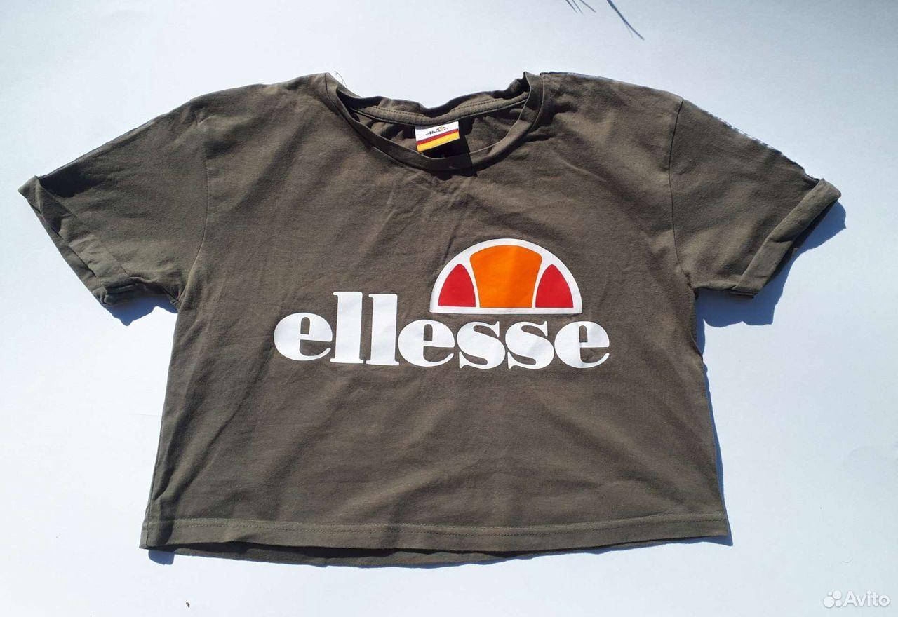 Футболка - топ ellesse, элис  89650856277 купить 1