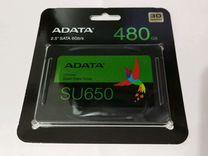 Новый SSD 480GB