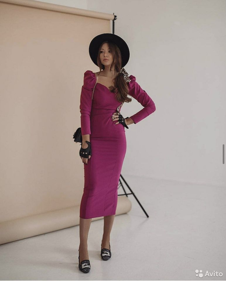Прокат платья российского дизайнера Boyfriend  89520393516 купить 6