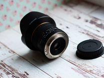 Объектив Samyang 14mm f/2.8 ED AS IF UMC Canon EF
