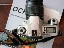 Фотоаппарат Canon EOS 300 kit с объективом EF 28-8