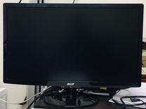 "Комплект Acer Aspire X3960, Acer 23"" S231HLbd"