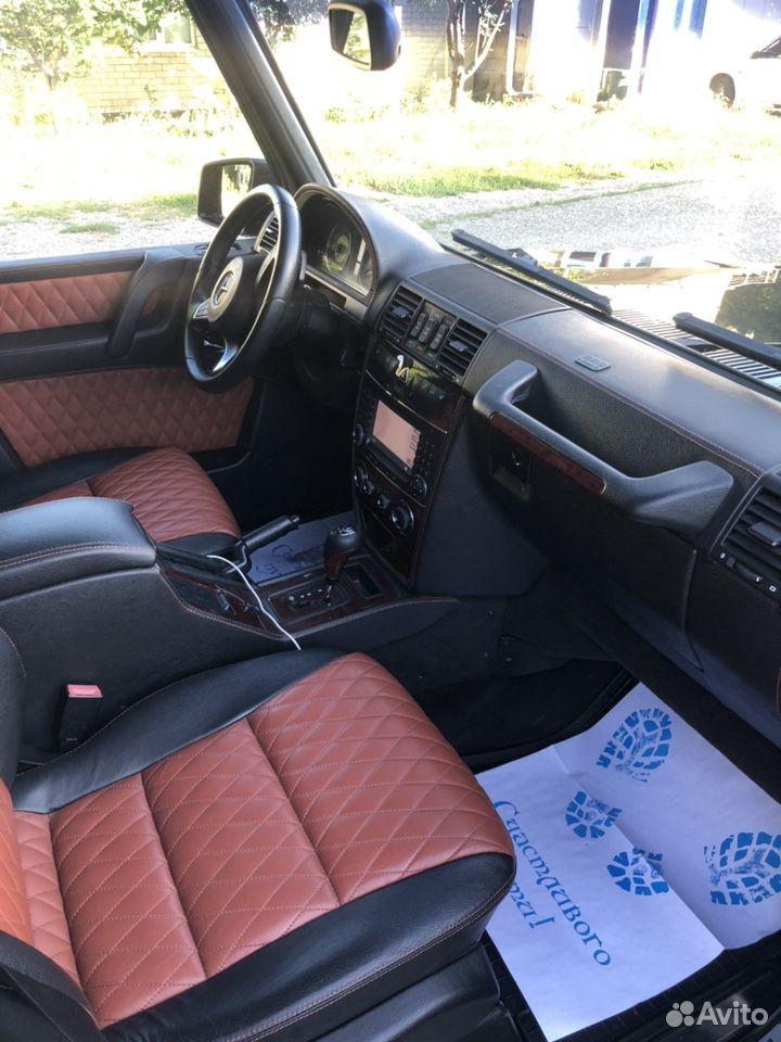 Mercedes-Benz G-класс, 2002  89682727013 купить 10