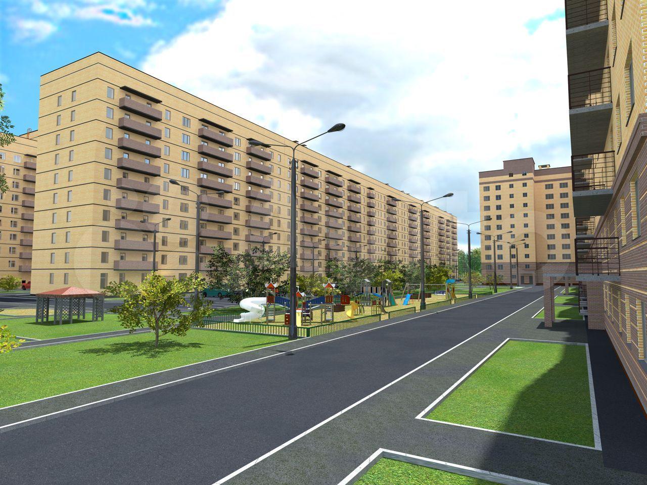 1-к квартира, 37.5 м², 3/10 эт.  84812777000 купить 7