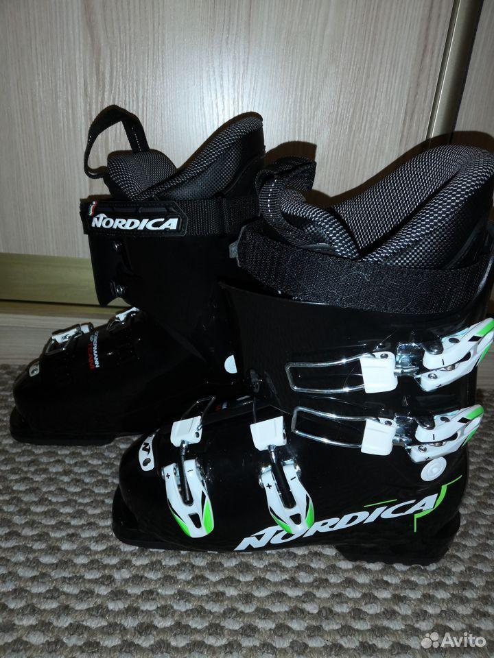 Горнолыжные ботинки 23.0 - 23.5 см