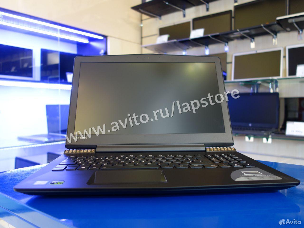 Ноутбук Lenovo Y520 i7-7700HQ/16GB/256+1T/GTX1050  84012422018 купить 3