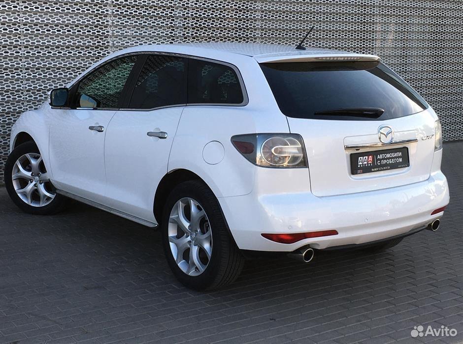 Mazda CX-7, 2010  88633330423 купить 7