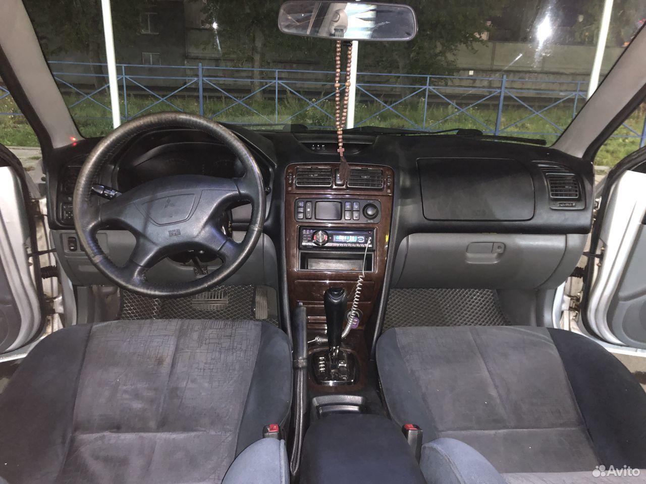 Mitsubishi Galant, 2000  89041647100 купить 8