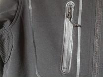 Вело куртка мембрана софтшелл