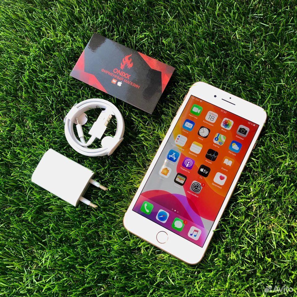 iPhone 8 Plus 256Gb Guld