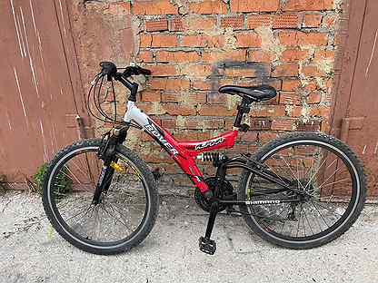 Велосипед Rover Alpina