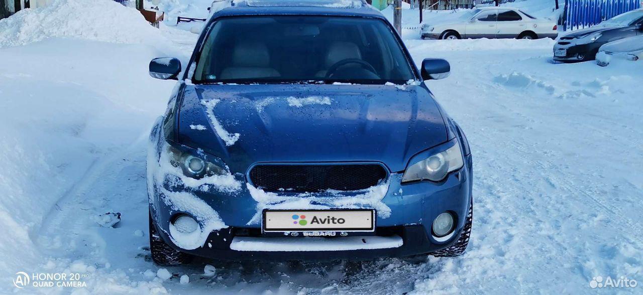 Subaru Outback, 2004  89147804316 купить 3