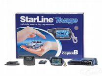 Автоигнализация starline Twage В9