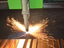 Установка плазменной резки металла с чпу Анкорд