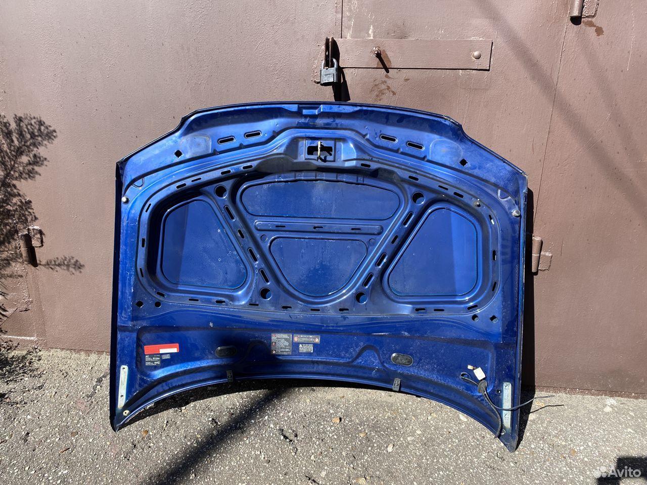 Капот синий Volkswagen Passat B5 +  89534684247 купить 5