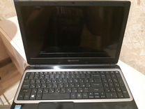 Ноутбук на запчасти Packard bell V5WT2