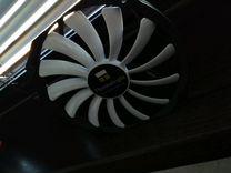 Вентилятор от кулера Thermalright AXP-200 Muscle