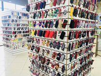 Супермаркет чехлов для телефонов