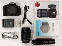 Canon EOS 700D EF-S 18-135 STM